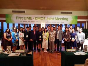 First LIME – KMOS Joint Meeting