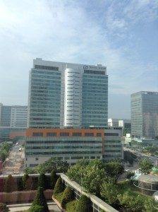 St. Catholic Hospital in Seoul