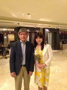 三宅謙作先生と名古屋で講演会