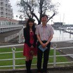 有田先生とSeo先生