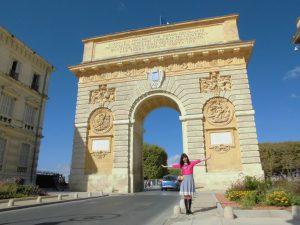 モンペリエの凱旋門